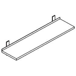 Edenox Półka wisząca ze stali aisi-304 1600x300x250 mm   , e6701-163