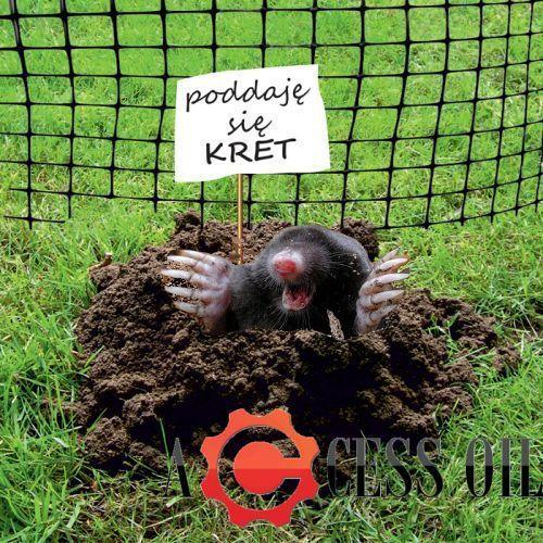 Siatka trawnikowa STOP KRET przeciw kretom 2m x 200mb - sprawdź w PPHU ACCESS OIL