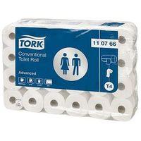 papier toaletowy soft 2-warstwowy makulatura nr art. 110766 marki Tork