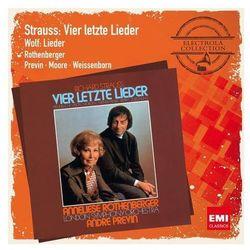 Vier Letzte Lieder & Orchesterlieder - Annelies Rothenberger z kategorii Pozostała muzyka rozrywkowa
