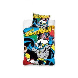 Pościel 160x200 + 70x80 1y36rw marki Batman