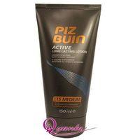 active- lotion do ciała z ochroną przeciwsłoneczną spf 15 marki Piz buin