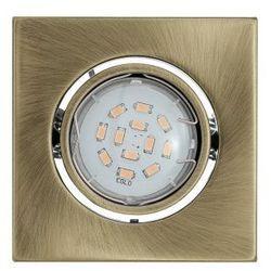 IGOA 93244 OCZKO SUFITOWE WPUSZCZANE LED EGLO - sprawdź w Miasto Lamp