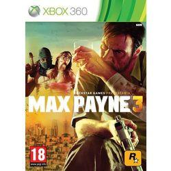 Max Payne 3, gra na X360