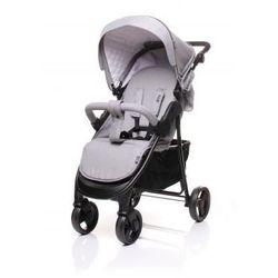4Baby Rapid Premium wózek dziecięcy spacerówka Light Grey - produkt z kategorii- Wózki spacerowe