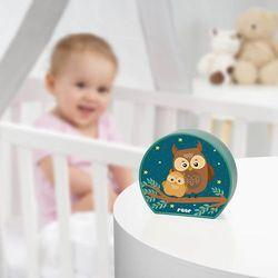 Reer Lampka nocna led na baterie dla dzieci sowa - sowa (4013283520628)