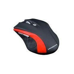 Mysz MODECOM Black-Red M-MC-0WM5-150/ DARMOWY TRANSPORT DLA ZAMÓWIEŃ OD 99 zł
