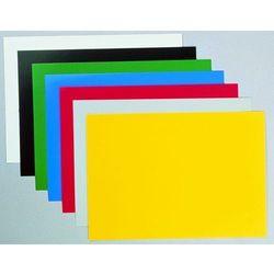 Okładki kartonowe CHROMO niebieski, opakowanie 100 sztuk