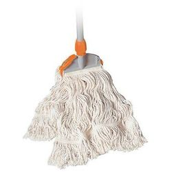 Zestaw sprzątający: mop sznurkowy 350 g, spinka do mopa i kij marki Splast