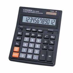 Citizen kalkulator biurowy szkolny sdc-444s [8230] (5908237143192)