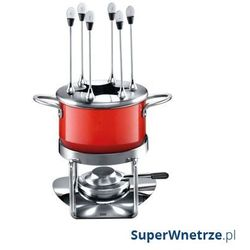 Zestaw do fondue energy red marki Silit