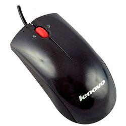 Lenovo Laser Mouse 41U3074 - przewodowa mysz do notebooków [czarna]