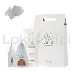 Yo Cond Light Argento zestaw koloryzująco - pielęgnujący srebro 150ml+250 ml Kemon - z kategorii- pozostałe kosmetyki do włosów