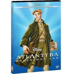Disney. Zaczarowana kolekcja. Atlantyda - zaginiony ląd. DVD - sprawdź w wybranym sklepie