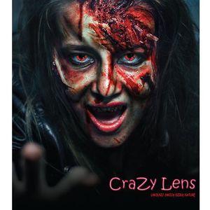 Zwariowane soczewki crazy z mocą marki Maxvue vision