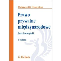 Prawo prywatne międzynarodowe - Zamów teraz bezpośrednio od wydawcy, książka z kategorii Prawo, akty praw