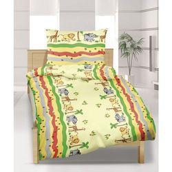 Bellatex  pościel bawełniana dziecięca do łóżeczka, safari