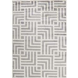 Szary dywan geometryczny Cosmou Avenue 7054, Szary dywan geometryczny Cosmou Avenue 7054_20200102131858