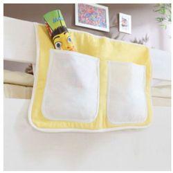 TiCAA Organizer żółty/biały (4250393850249)