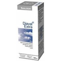 Diaval Extra krople - 50 ml - produkt farmaceutyczny