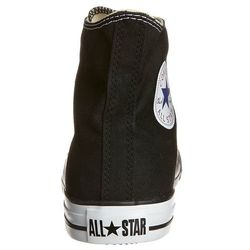 Converse  CHUCK TAYLOR ALL STAR Tenisówki i Trampki wysokie black, czarna, max rozmiar: 53