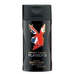 Playboy LONDON 250ml M Żel pod prysznic - sprawdź w wybranym sklepie