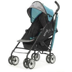 Summer Infant, Ume Lite, wózek spacerowy, Black teal