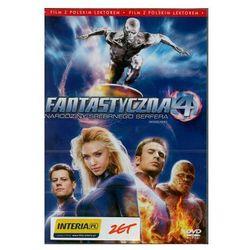 Fantastyczna czwórka 2 (DVD) - Tim Story (film)