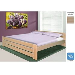 łóżko drewniane marzena 140 x 200 marki Frankhauer