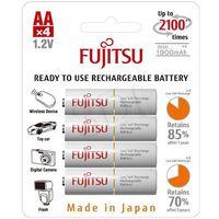 Akumulatorki  aa/r6 white 1900 mahx4 wyprodukowany przez Fujitsu