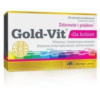 Gold-Vit® dla kobiet 30 tabletek Olimp