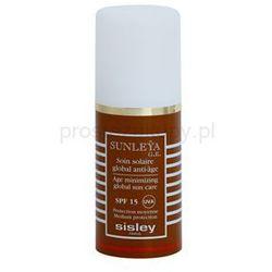 Sisley  sun krem ochronny o działaniu przeciwstarzeniowym spf 15 + do każdego zamówienia upominek., kategor