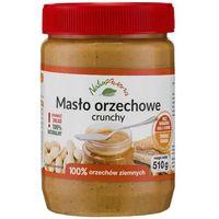 Naturavena  510g naturalne masło orzechowe crunchy   darmowa dostawa od 150 zł!