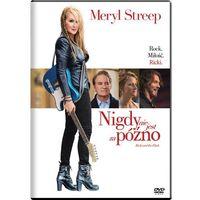 Nigdy nie jest za późno (DVD) - Jonathan Demme (5903570158087)