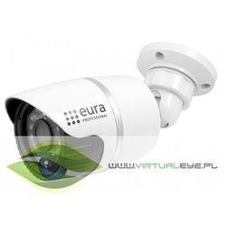 KAMERA IP BULLET ''EURA PROFESSIONAL'' CBA-41C5 zew. 2,0 Mpx 1080P full HD 1/2,7'' CMOS z kategorii Kamery prz