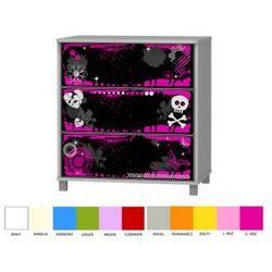 Komoda 3 szuflady EMO - produkt z kategorii- Szafy i szafki