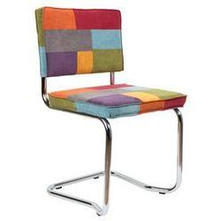 Zuiver Krzesło RIDGE KINK RIB wielokolorowe 1100227, 1100227