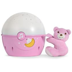 Chicco Projektor na łóżeczko różowy (8058664062348)