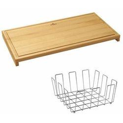 zestaw deska + koszyk 8k291000 >>odbierz rabat nawet do 300 pln<< marki Villeroy & boch