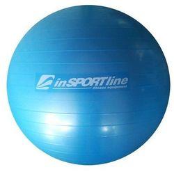 inSPORTline Top Ball 85 cm - IN 3912-3 - Piłka fitness, Niebieska - Niebieski z kategorii piłki i skakanki