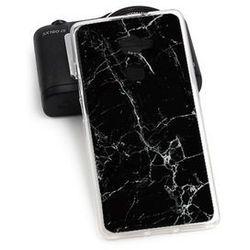 Fantastic Case - Huawei Mate S - etui na telefon Fantastic Case - czarny marmur