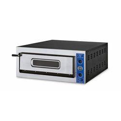 Piec do pizzy 1-komorowy   6 x pizza 30 cm   inox   230V lub 400V (piec gastronomiczny)