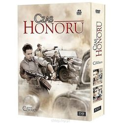 Czas honoru - sezon 4 (4 DVD) - Jarosław Sokół, Ewa Wencel (5902600067375)