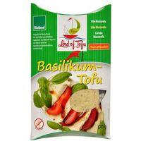 Produkt wegański a la mozzarella z bazylią bezglutenowa BIO 170g - Lord of tofu (4260019320063)