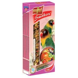 Vitapol  smakers owocowy kolby dla nierozłączek 2szt/90g