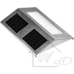 Lampa solarna schodowa ze stali marki 1