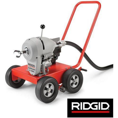 RIDGID Maszyna ze sprężynami w odcinkach K-1500G 44587