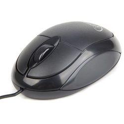 Gembird Mysz OPTO 1-SCROLL USB (MUS-U-001) Black, kup u jednego z partnerów