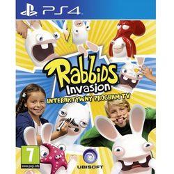 Gra Rabbids Invasion z kategorii: gry PS4
