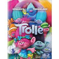 Trolle (wydanie z książką) (DVD) - Mike Mitchell (5903570159404)